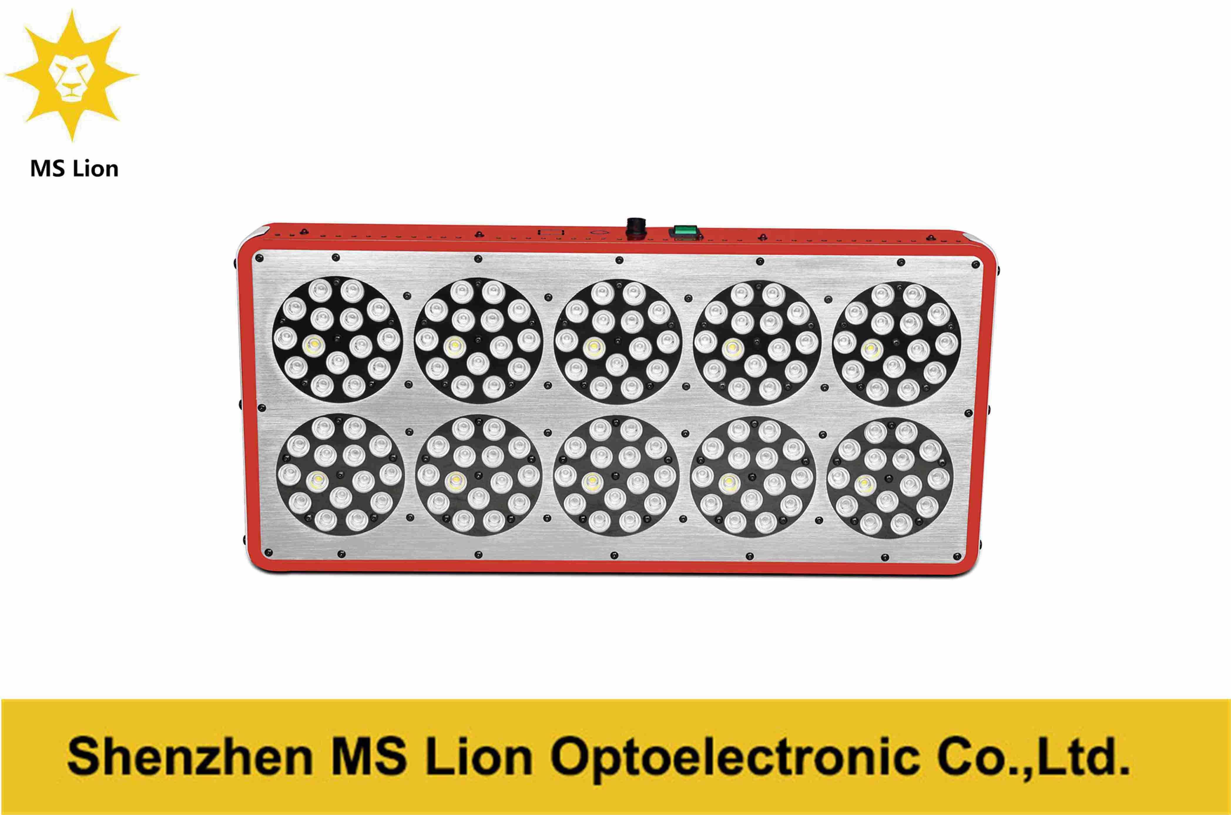 Best Selling 450W LED Grow Light Full Spectrum Grow LED Light Apollo 10