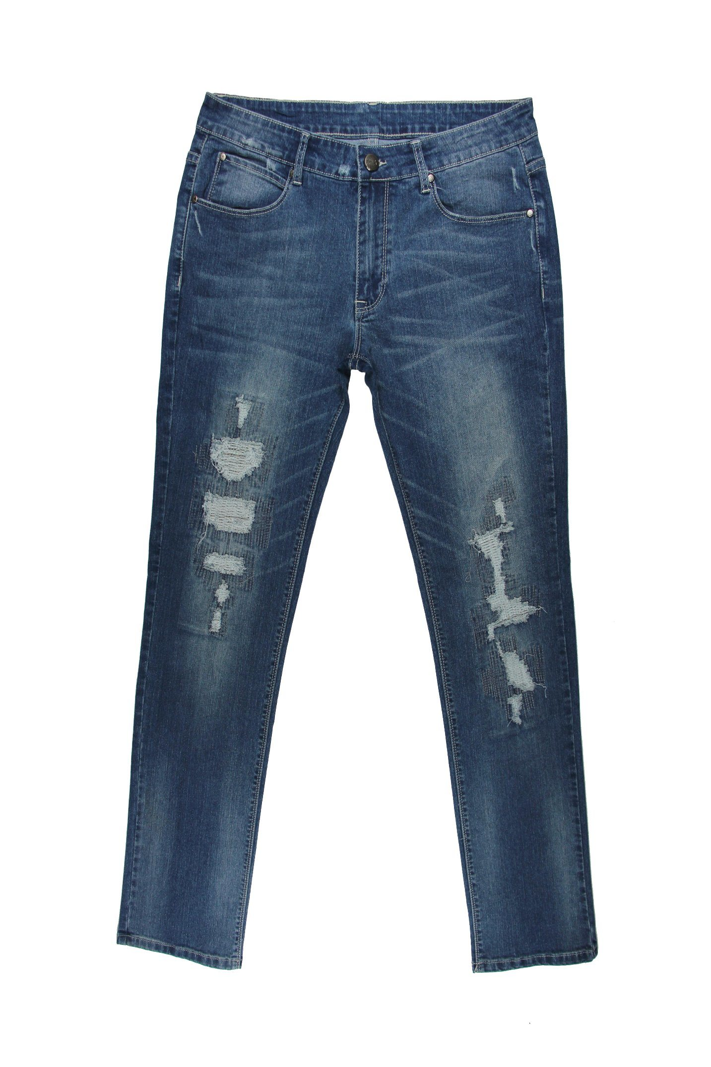 Good Quality Garment Factory of Men′s Denim (MYX14)