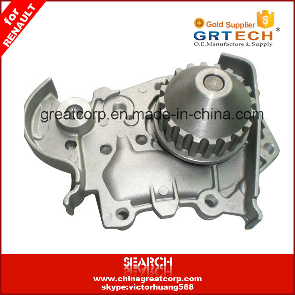 7700861686 High Quality Auto Water Pump for Renault