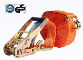 En12195-2 Polyester Strap 50mm X 8 Mtr Ratchet Cargo Lashing