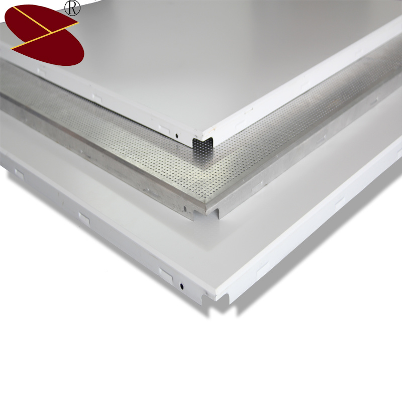 China Manufacture Office Interior Decoration of Aluminum Ceiling Tiles