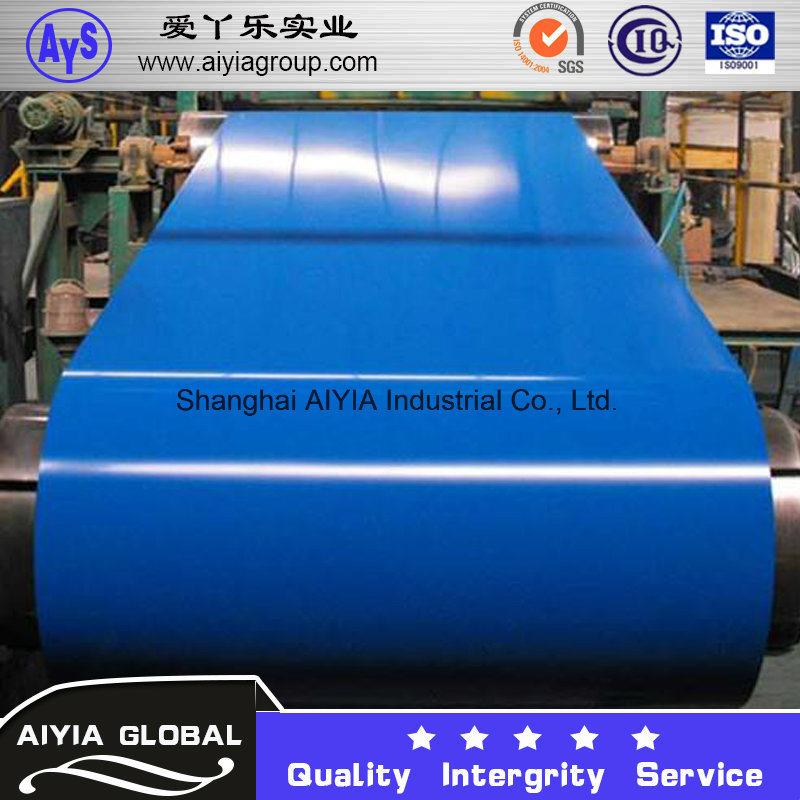Prepainted Galvanized Galvalume Steel PPGI PPGL