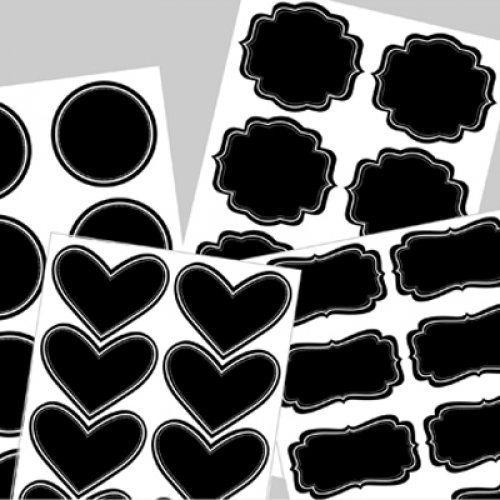 Easy Writable Whiteboard Wall Sticker