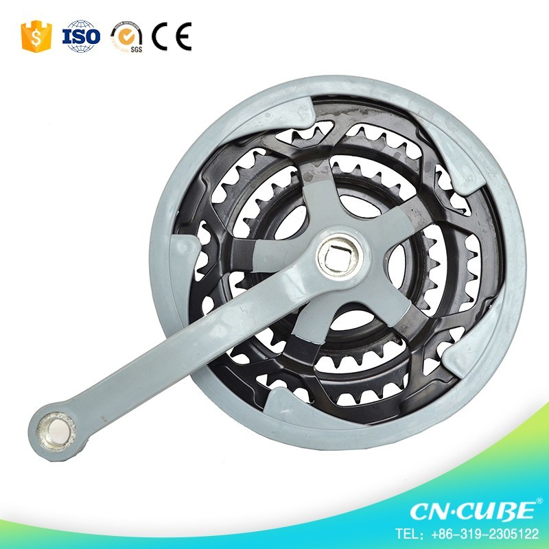 Bike Crankshaft Bicycle Chainwheel Crank High Quality Wholesale From China