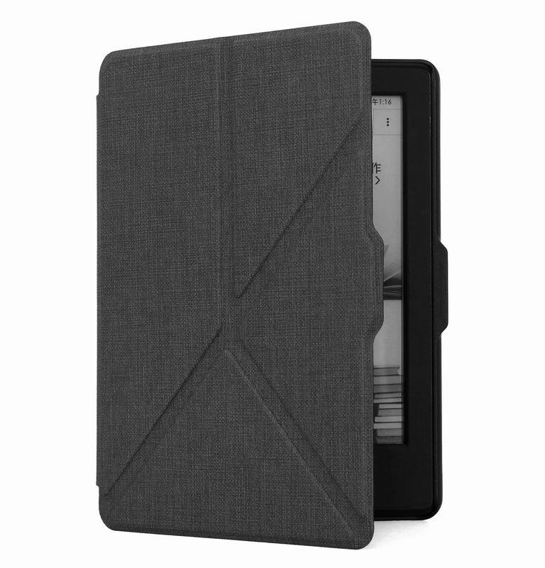 High Quality New Design Leather Case for Amazon Kindle 8, Flip Cover for 2016 New Kindle