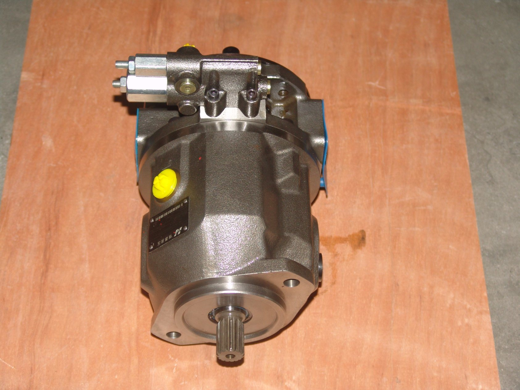 A10vso Series Hydraulic Piston Pump Ha10vso28dfr/31L-Puc12n00 for Industrial Application
