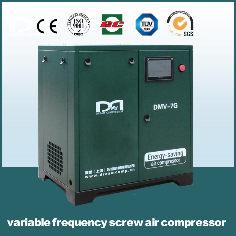 Permanent Magnet Variable Frequency Screw Air Compressor/Rotary Air Compressor
