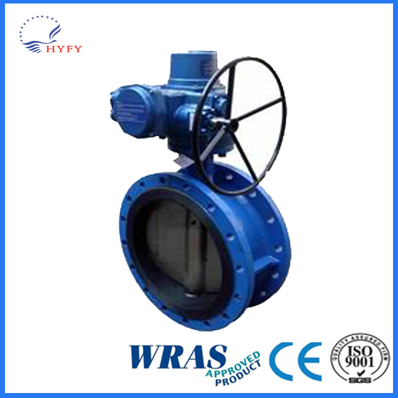 High Quality U-Section Butterfly Valve