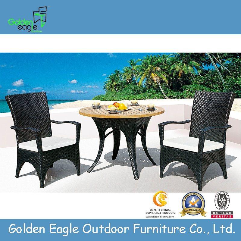 PE Rattan Aluminium Frame Balcony Furniture (FP0010)