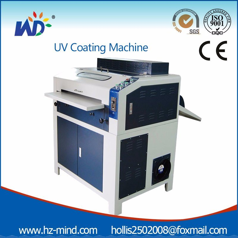 UV Coating Laminating Machine 24 Inch with Cabinet (WD-LMB24)