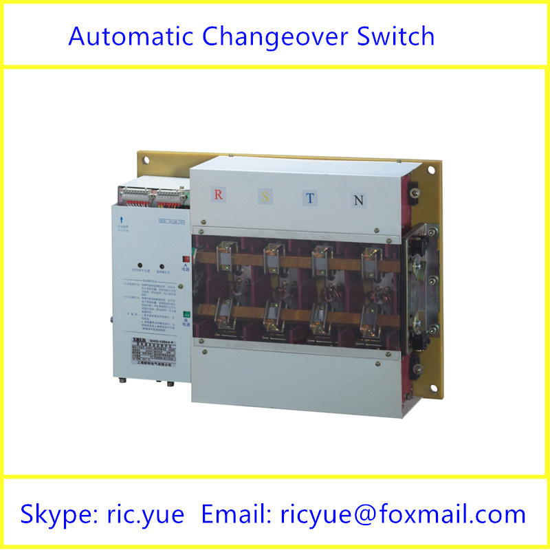 800A Two Sections Automatic Transfer Switch (YMQ-800/4P)
