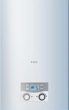 Room Heating Wall Hung Gas Boiler