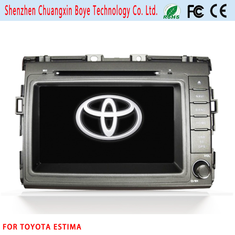 Car GPS Navigation for Toyota Estima