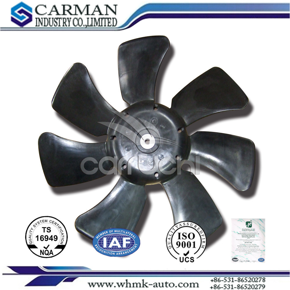 Cooling Fan for M6 Mazda 7 Blades