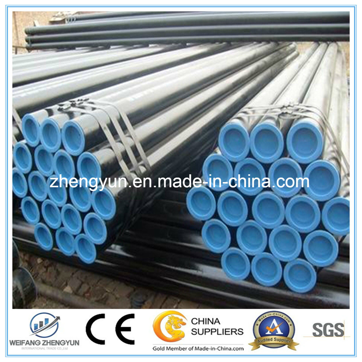 Seamless Carbon Steel Pipe & Tube