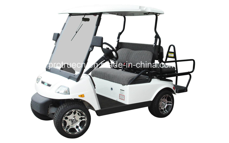Electric Golf Car with 48V3200W Motor (SP-EV-01)
