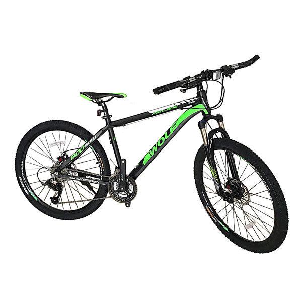 Aluminum Alloy 27 Speed Mountain Bike (MTB-019)