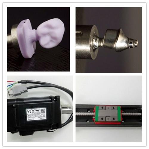 Portable Dental Unit Hot Sale JD-T4 Dental CAD Cam Milling Machine