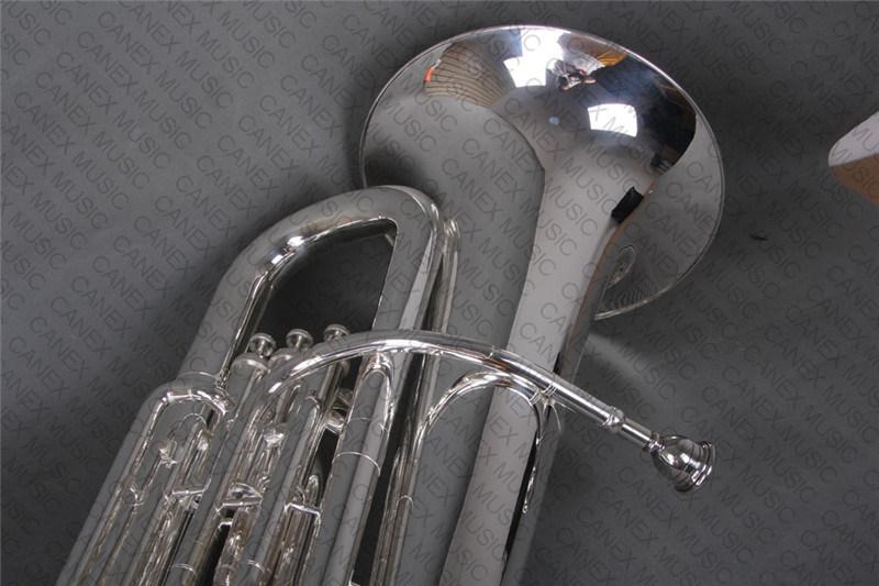Tuba / Tuba Silver/ Junior Tuba 3 Keys (TU-39S)