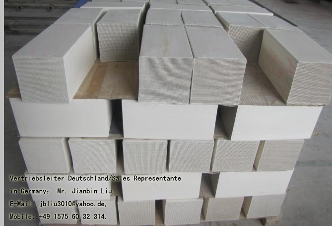 Ceramic Honeycomb Refractory Heater Exchanger