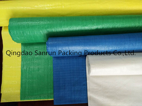 High Quality Plastic PP Woven Bag for Garbage