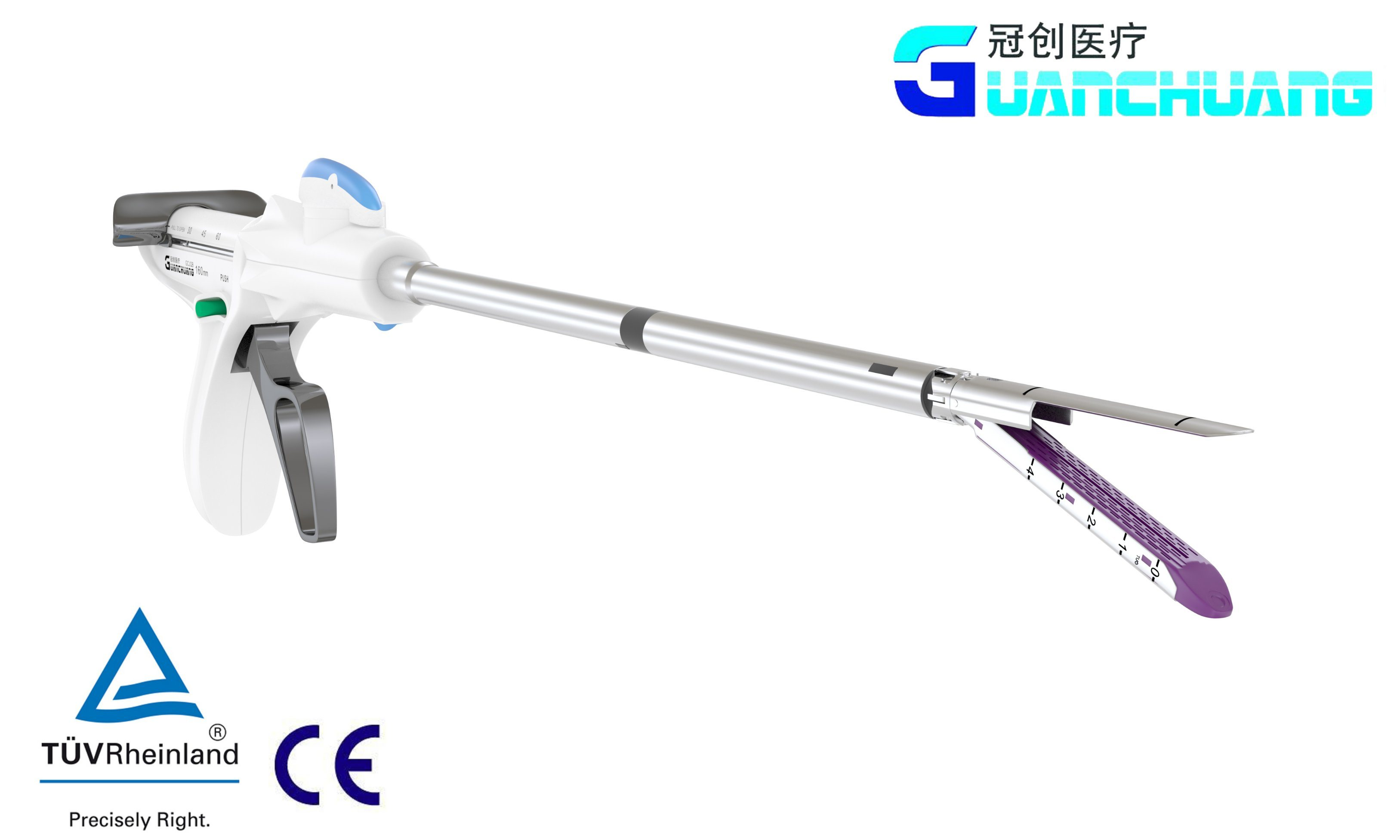Disposable Cartridge for Disposable Endoscopic Cutter Stapler