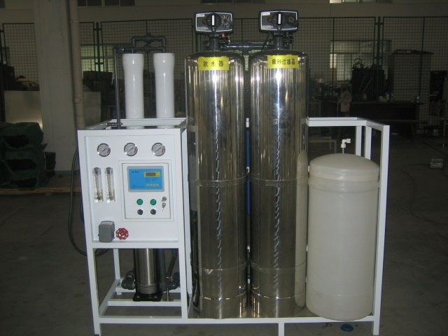 Ultra Pure Water Treatment System for Electronic Industry