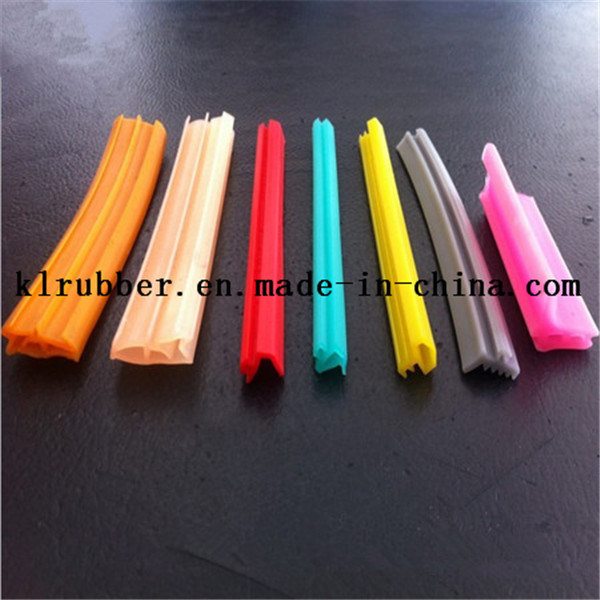 PVC Profile Flexible PVC Sealing Strip for Door Glass