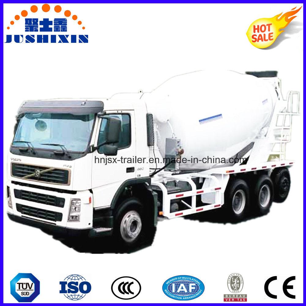 Sinotruck HOWO 6X4 Heavy Duty Cement Mixer Truck / Concrete Mixer Truck