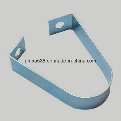 Sprinkler Clamp with Nut-Chinafore/Hose Clamp/Pipe Clamp/Wire Clamp (1′′)