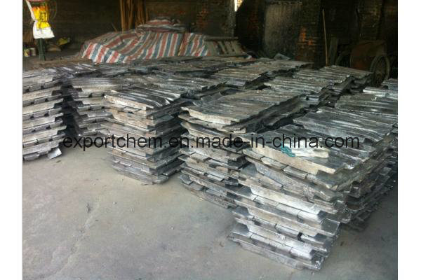 High Quality Pure 99.99% Tin Ingot