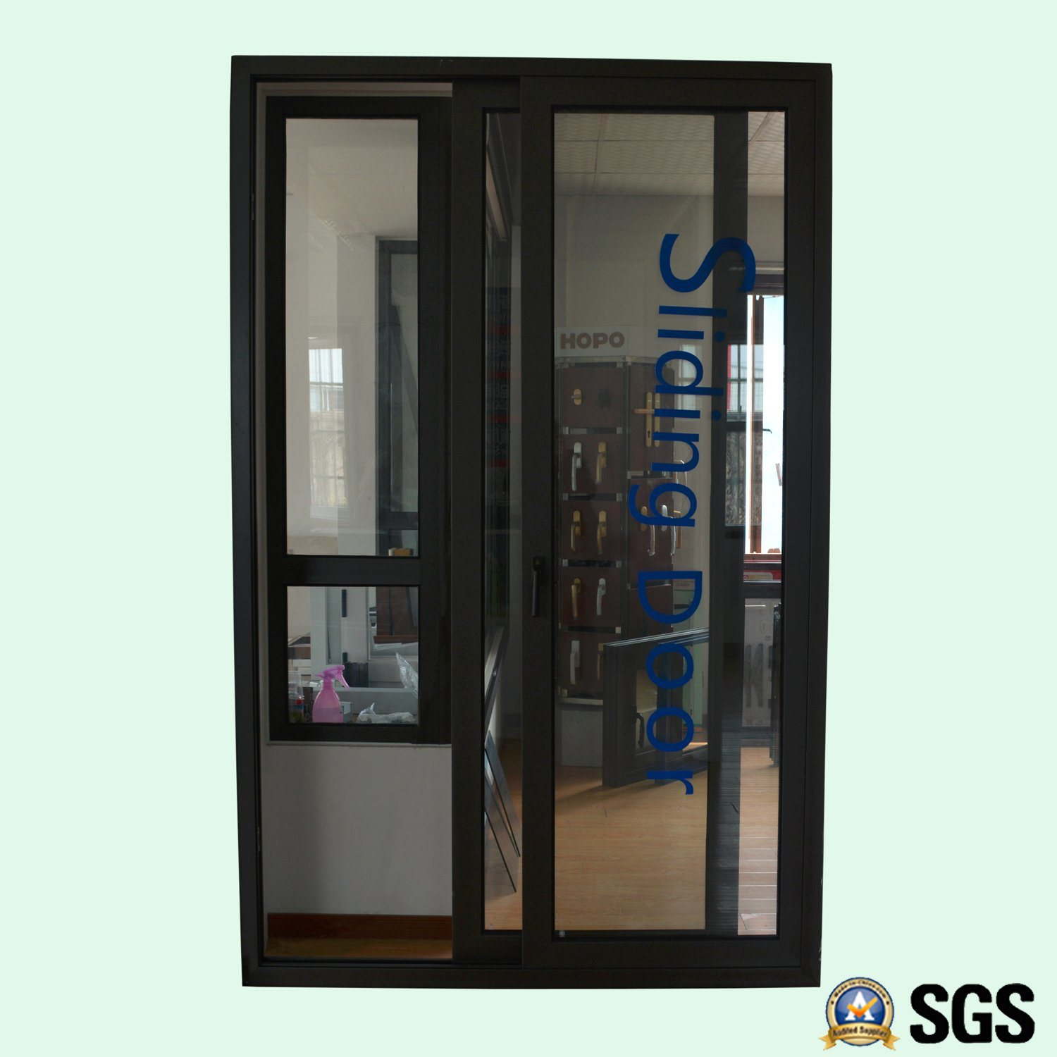 High Quality Aluminium Sliding Door, Door, Aluminum Window, Aluminium Window, Window K01036