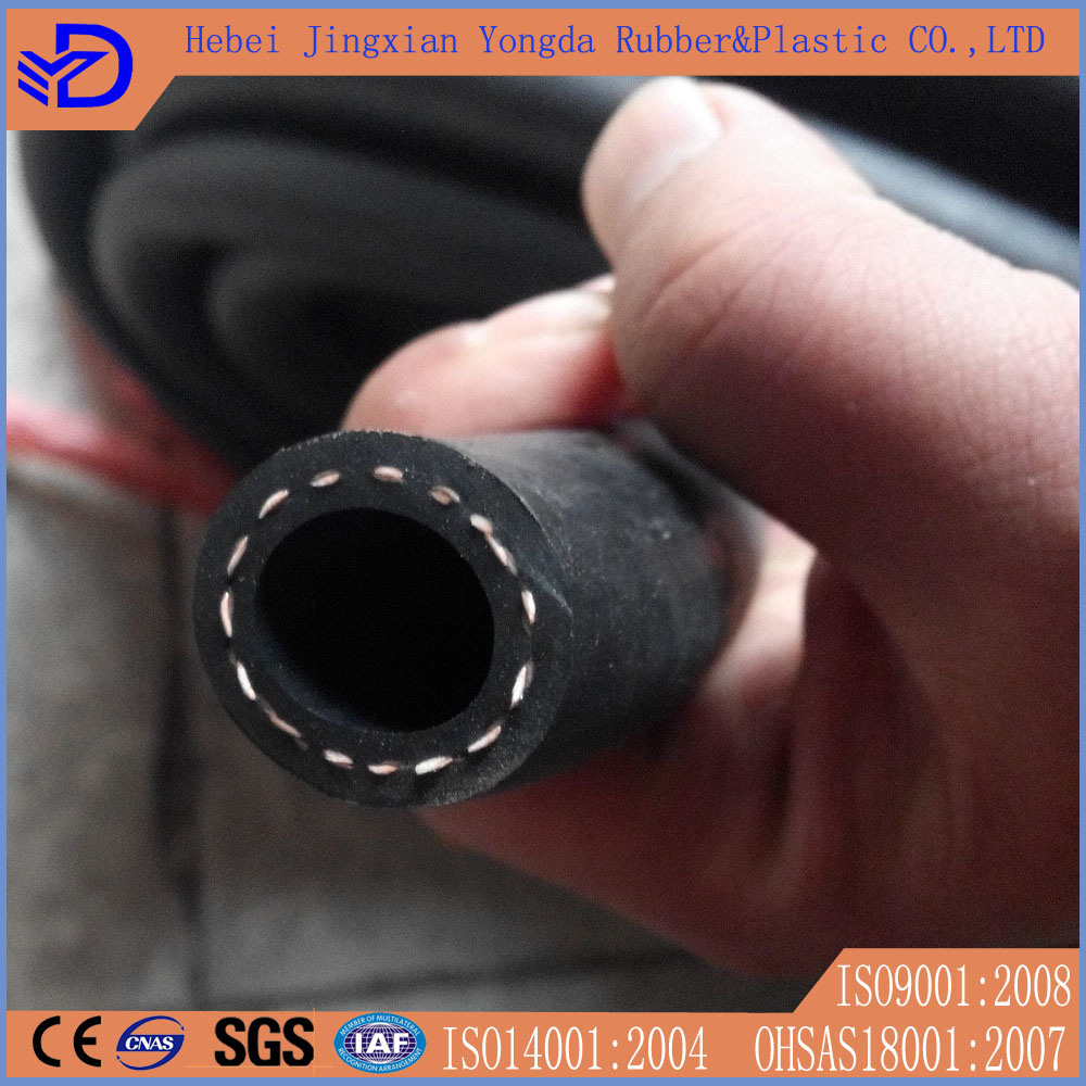 Low Pressure Big Diameter Fabric or Nylon Rubber Hose