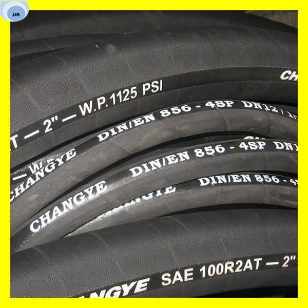 Standard Hydraulic Rubber Hose Different Sizes Hose
