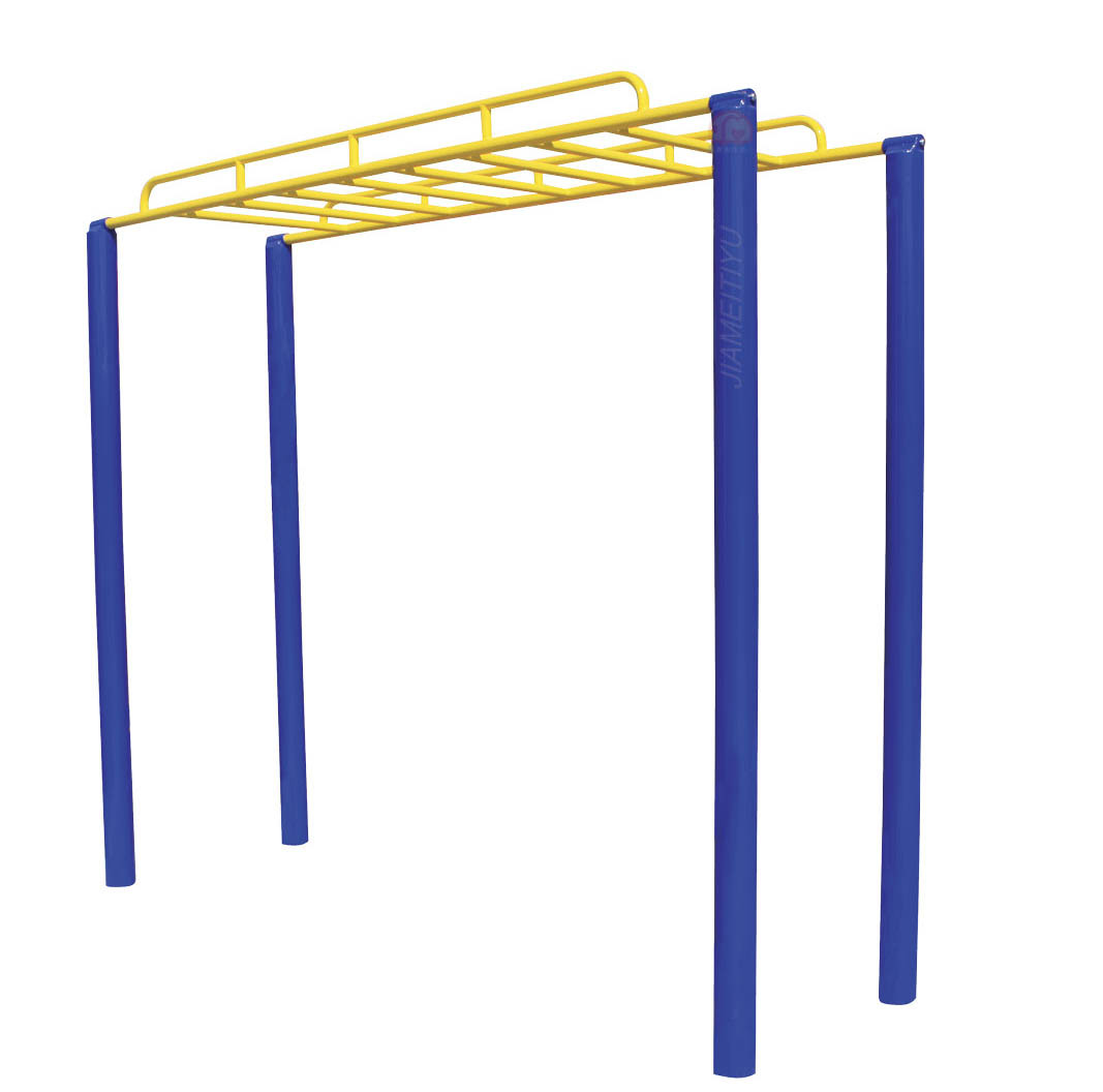 Nscc-Outdoor Fitness Equipment - WPC, High-End Fitness in China Scaling Ladder (JMT-08AXO)