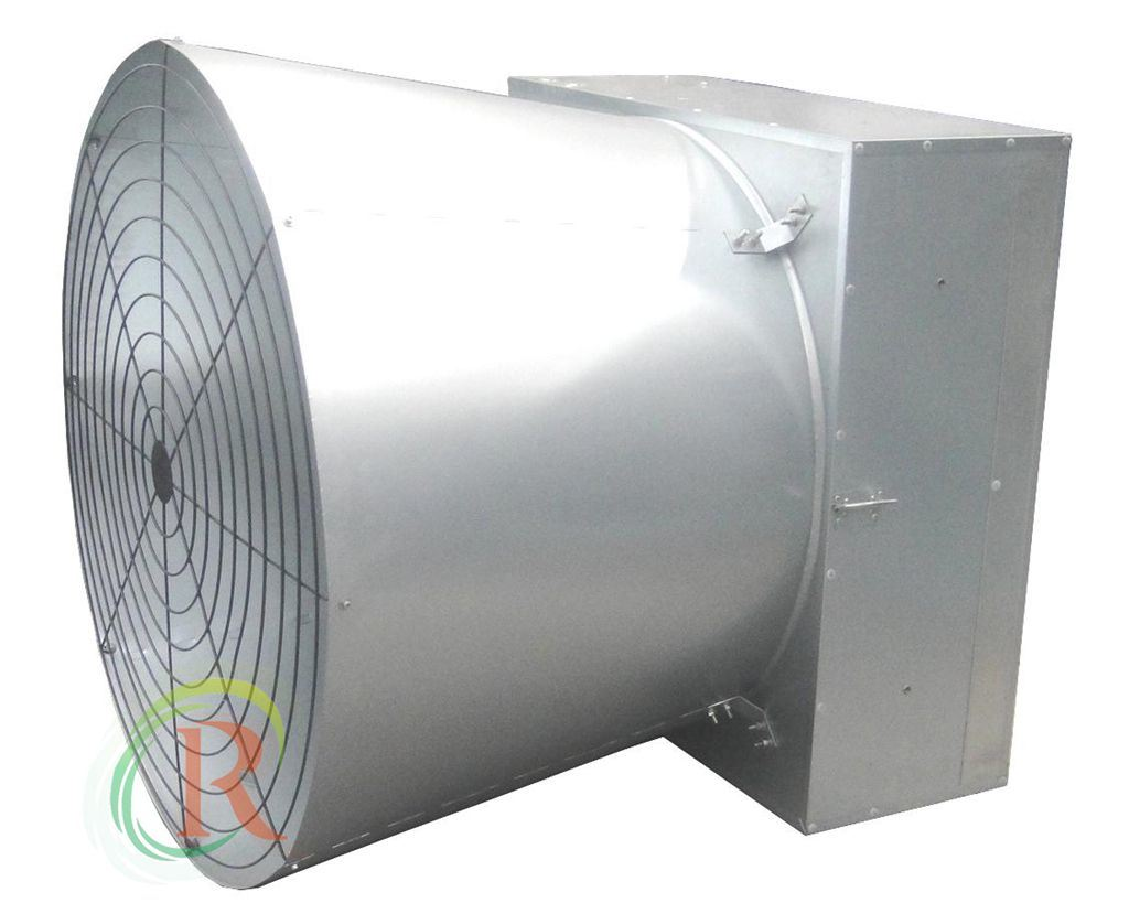 The Pressure Vetilation Exhaust Fan of Butterfly for Greenhouse