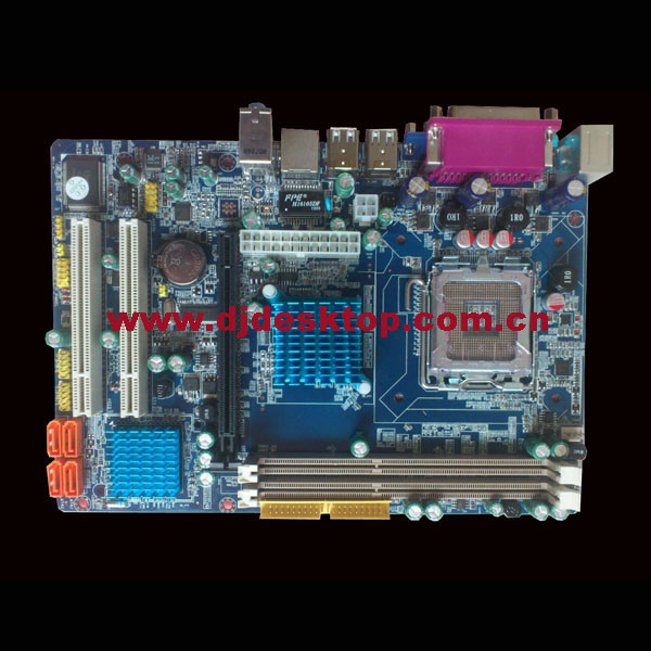 New Arrival! ! LGA 775 Support DDR3 Motherboard