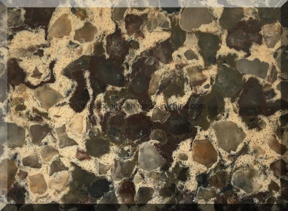 Artificial Quartz Stone for Kitchen Countertop
