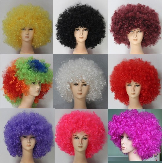Santa Wig, Fashion Wig, Lady Wig, Party Wig