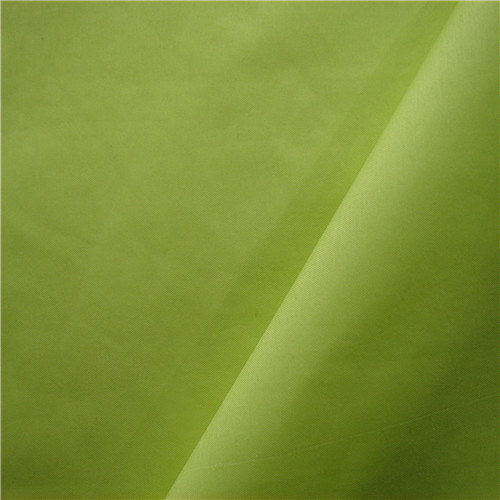 Nylon Polyester Functional Breathable Water Proof Down Proof Taslon Teflon Coated Fabric for Outdoor Wear