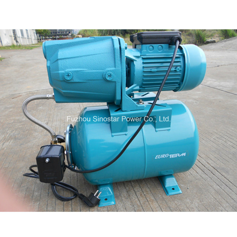 220V Single Phase Automatic Boosting Water Pump with Pressure Tank 24L