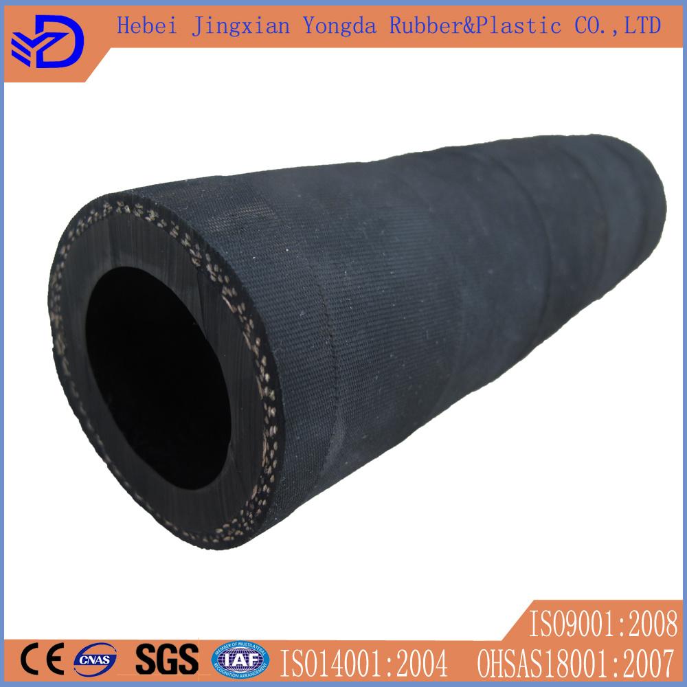 Abrasion Resistant Sandblasting Rubber Hose