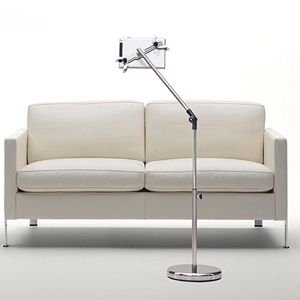 China 360 Degree Rotating Floor Stand Stand For IPad Bed