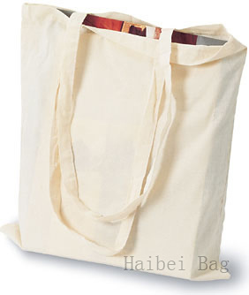 Reusable Cotton Carrying Bag (HBCO-57)