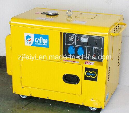 Fyd6500s 5kw Self -Starting Fortable Diesel Generator