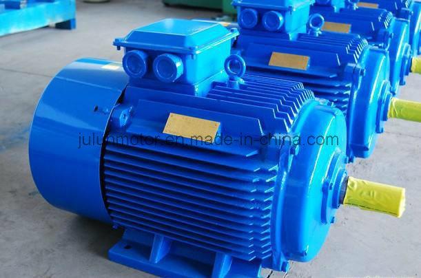 High-Efficiency 3-Phase Asynchronous Motor Series Ye3