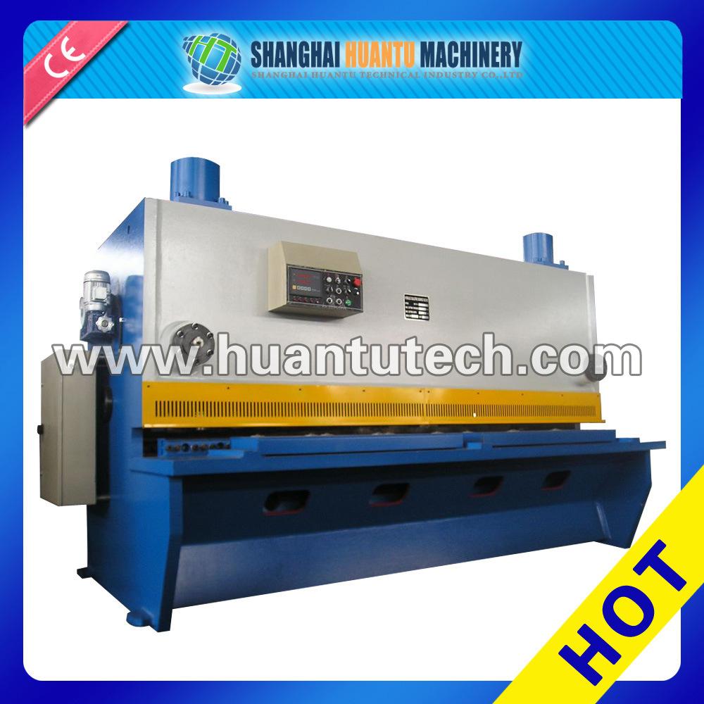 Steel Cutting Machine, Guillotine Cutter Shearing Machine, Metal Plate Shearing Machine