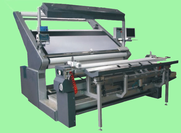 Open-Width Knitted Fabric Inspection Machine (OW-02)