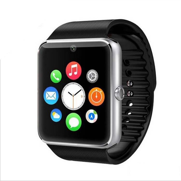 China Manufacture Hot Sale 1.54inch Fqvga Screen Bluetooth SIM Smartwatch