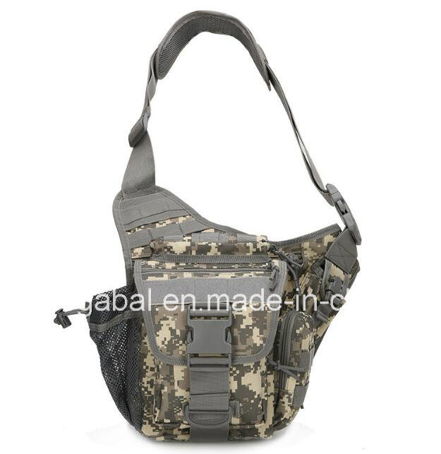 Outdoor Multi-Functional Waterproof Military Tactical Alforja Shoulder Bag